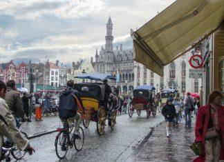 Beautiful places in belgium