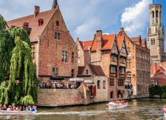 Visit beautiful places in Belgium