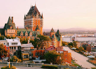 beautiful places in Quebec