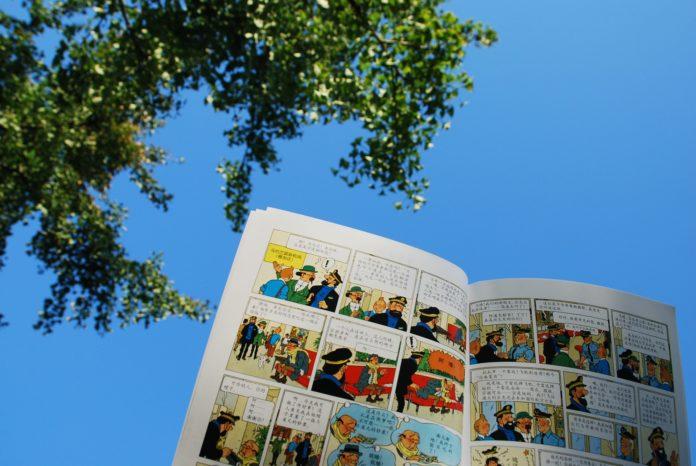 best french comics