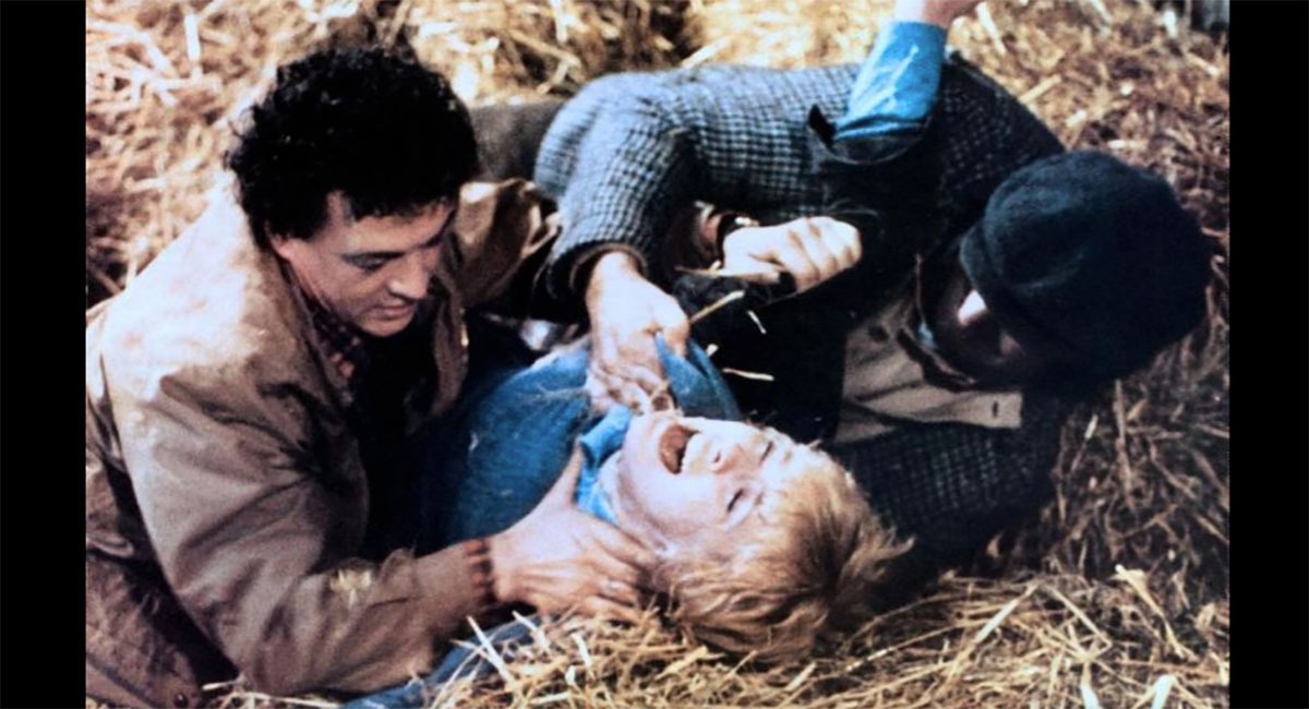 French horror movies like La Traque