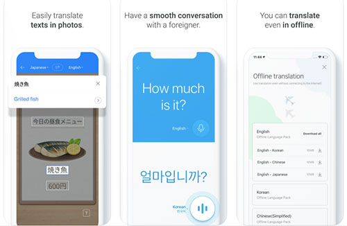 Naver Papago is Asia's most popular translation app