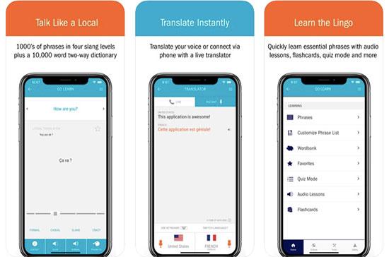 TripLingo is a translation app