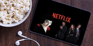 Learn French with Netflix and French movies