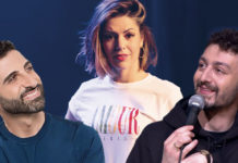 French stand-up comedians