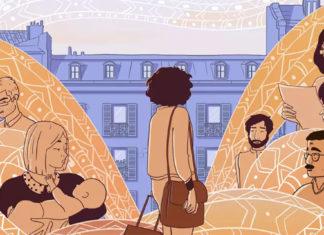 Les voisins du 12bis bilingual fiction